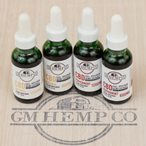 GM Hemp Co - CBD