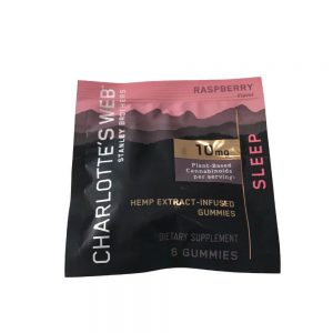 Charlotte's Web Hemp Extract-Infused Gummies - Sleep - 6ct.
