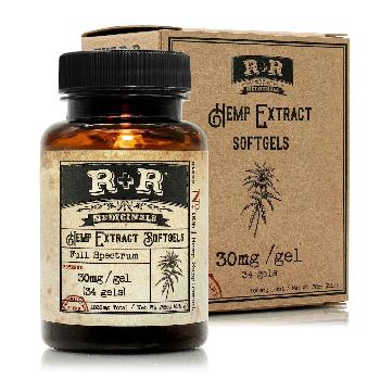 r + r medicinals cbd oil